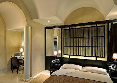 Boiserie c camere da letto bedroom lo stile da una biancheria da sogno - Biancheria da letto bologna ...