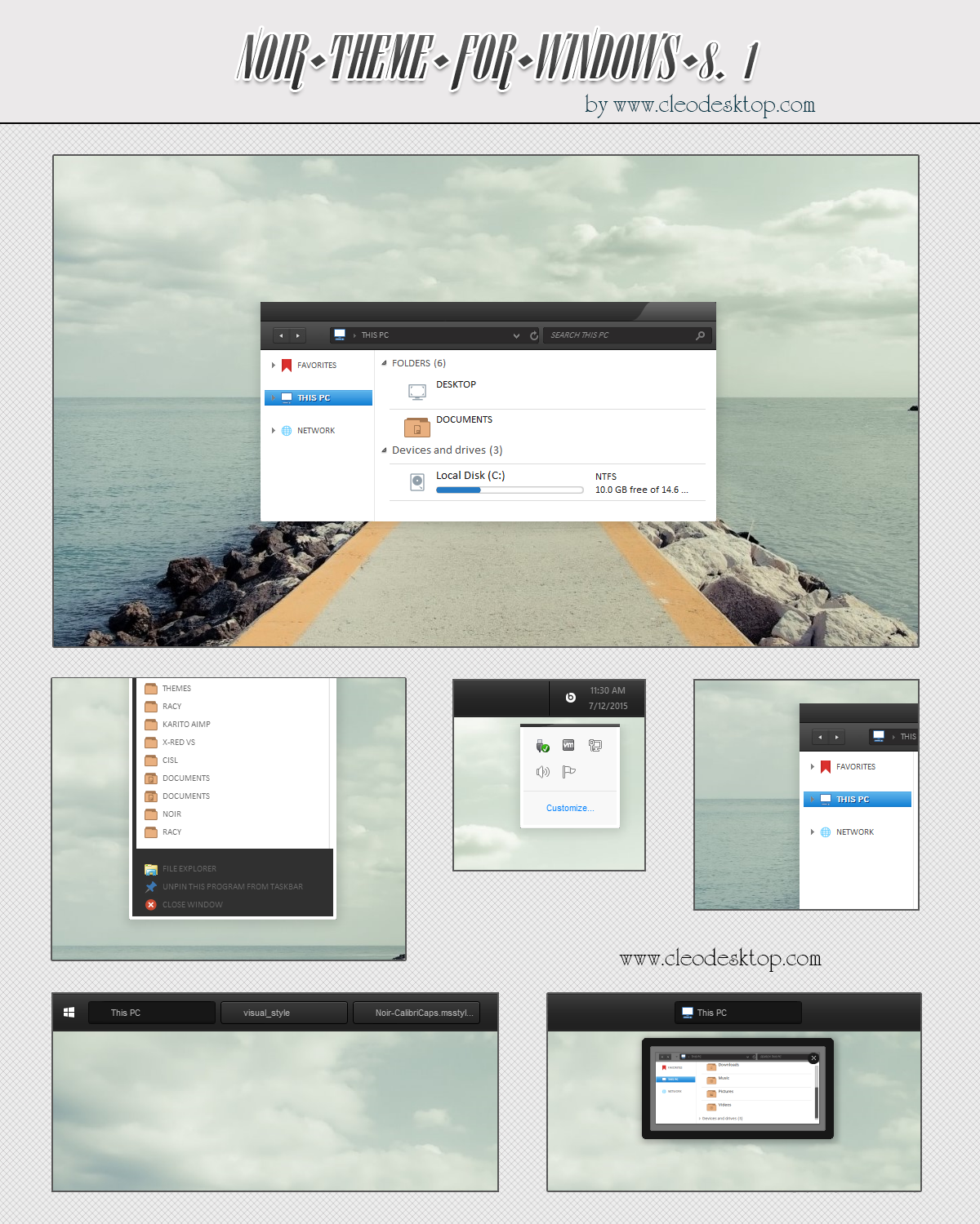 Download UXTheme Patcher For Windows 81