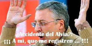 José Blanco, principal responsable político del accidente, sigue culpando del mismo al PP