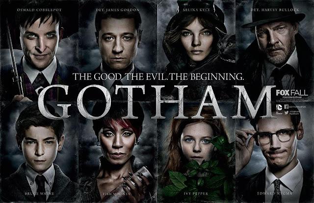 葛咸城 Gotham