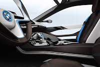 BMW i8 Concept Interior wallpaper