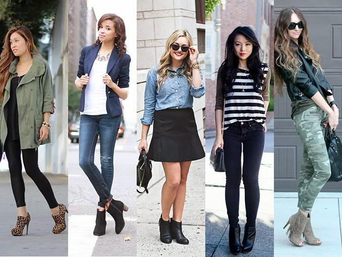 Como usar Botines, Moda y Belleza