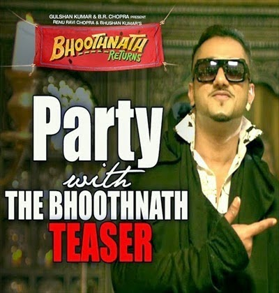 Party With The Bhoothnath – Honey Singh Mp3 Song Download