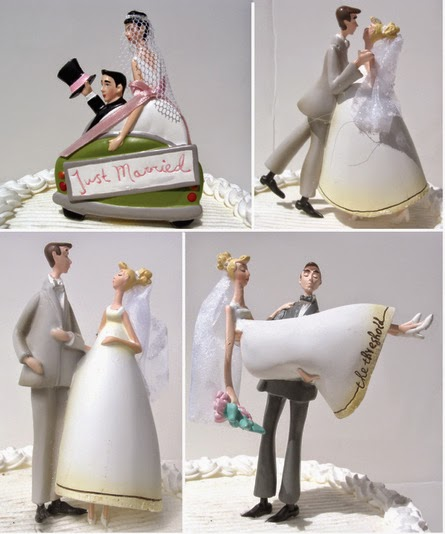 Unique Wedding Cake Toppers Images Fashion Tips