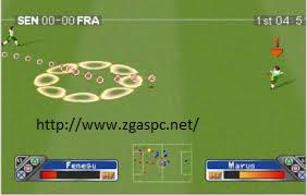 Shot Soccer PSX ISO For PC Full Version ZGASPC