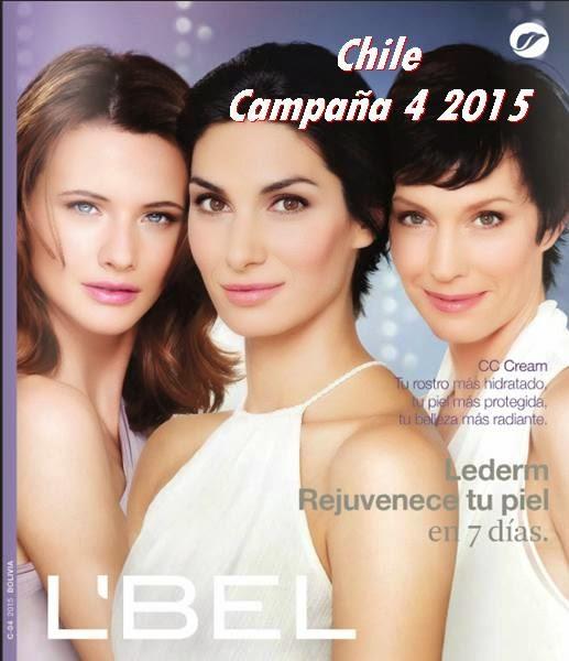 Catalogo 4 de Chile Lbel 2015