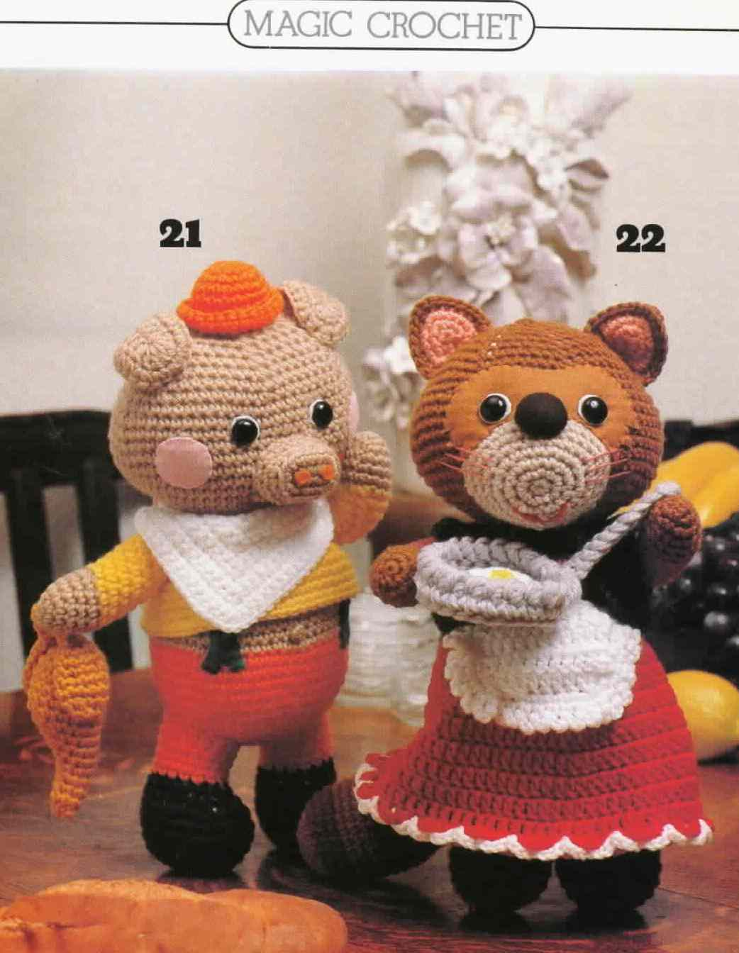 Crochet Toys Free Patterns ~ Free Crochet Patterns