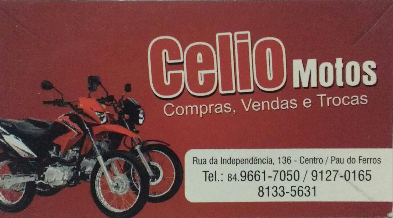 Celio Motos em Pau dos Ferros/RN