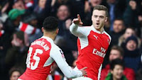 Arsenal vs Burnley 2-1 Video Gol & Highlights
