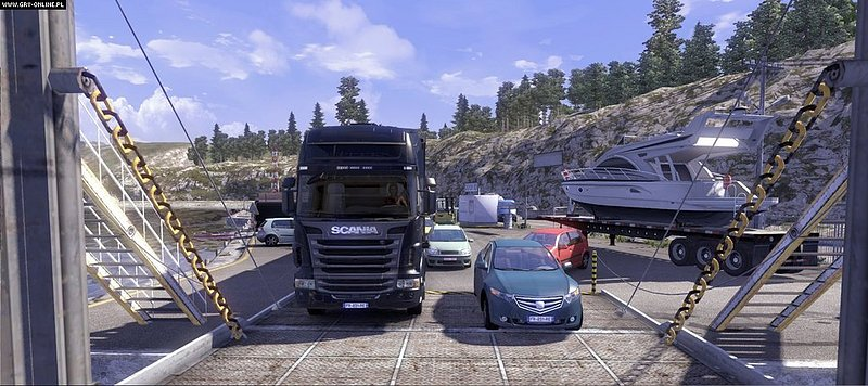 Download Scania Truck Driving Simulator Extended FLT