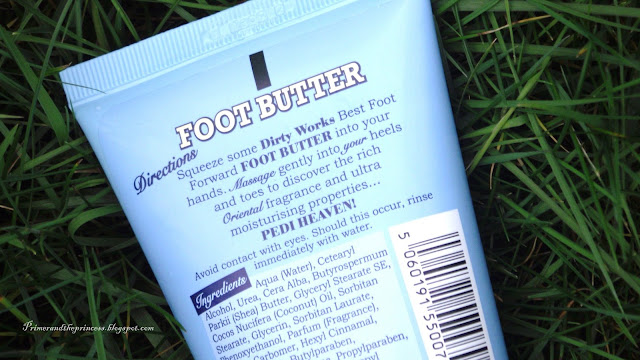 Dirty Works Best Foot Forward Foot Butter Review