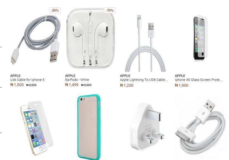 Phone Accessories Nigeria Apple Phone Accessories on