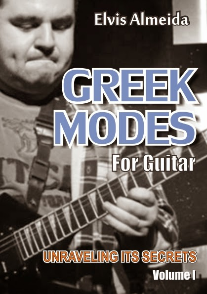 eBook Greek Modes For Guitar - Unraveling Its Secrets - English Version