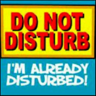 Gambar Untuk Bbm Display do not disturb
