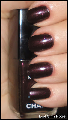 chanel paris moscow collection feu de russie swatch