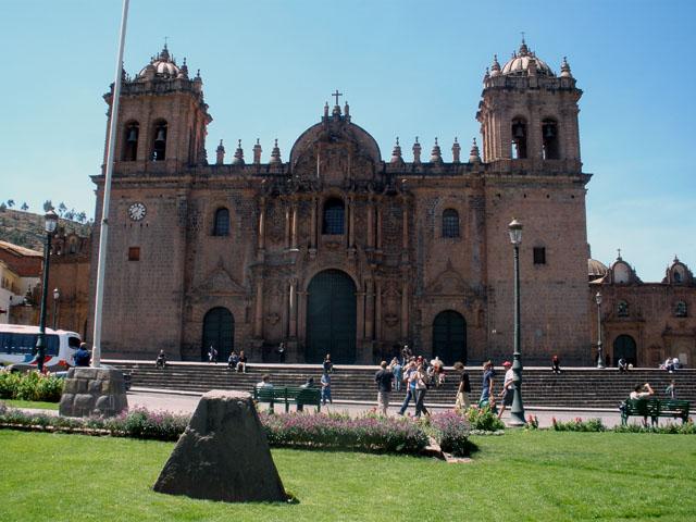 Catedral de Cusco, Perú