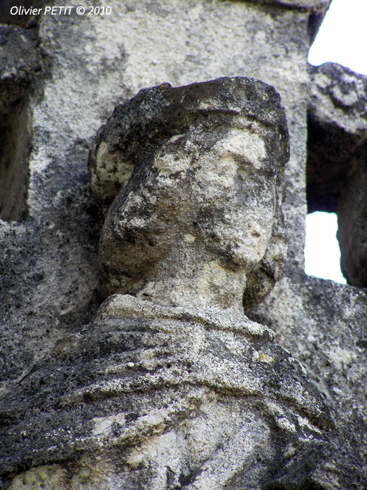 GELAUCOURT (54) - Le calvaire Saint-Florentin