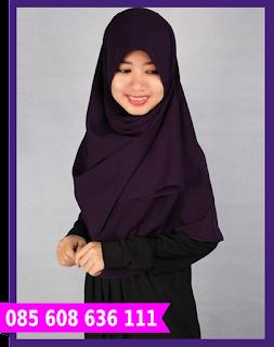 jilbab segi empat 150
