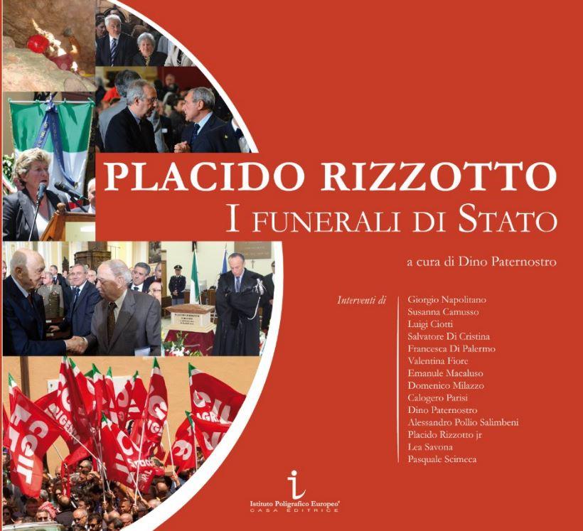 """""""PLACIDO RIZZOTTO, i funerali di Stato"""": l'album fotografico che racconta lo storico evento"""