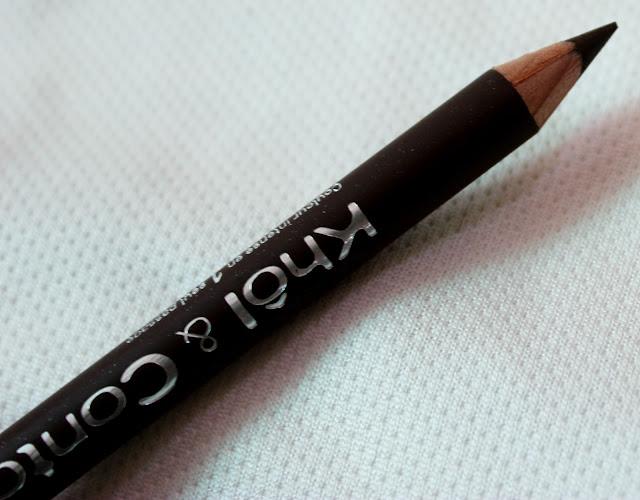 Bourjois Paris 16 hours Kohl and Contour Eye Pencil (Brun Design)  Review