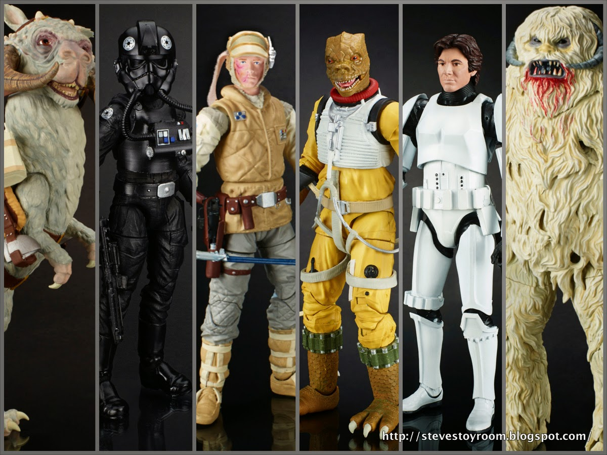 Star Wars Black Series 2014 2015