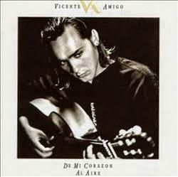 Vicente Amigo – De mi Corazon al Aire – (320 kbps – Album)