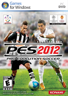 PES+2012+Capa+PC+Neymar+e+Cristiano+Ronaldo Download Pro Evolution Soccer 2012 2011   Jogo PC