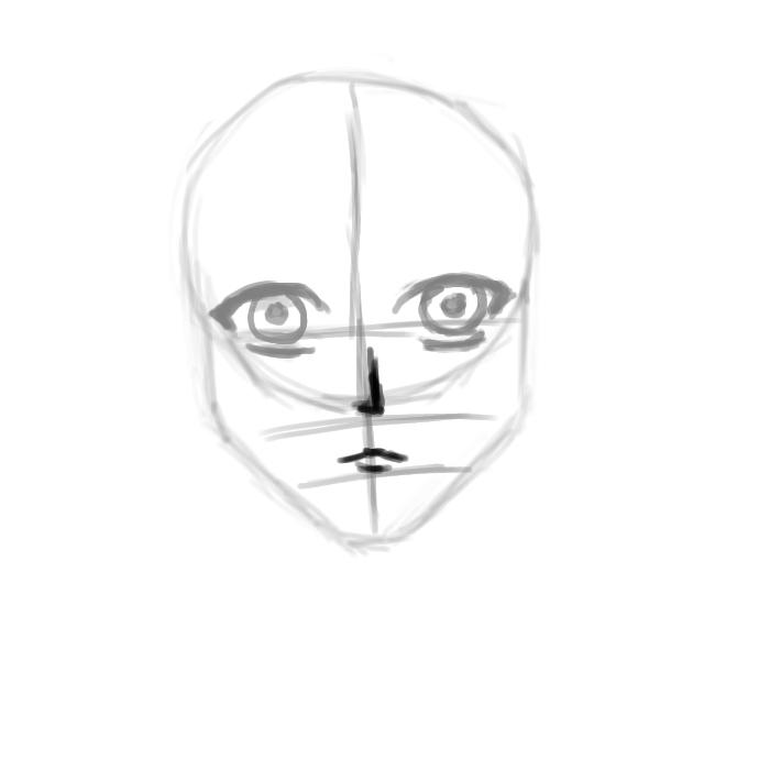 Manga - rysowanie twarzy. - Zapytaj.onet.pl