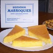BIZCOCHOS DE LAS MONJAS MARROQUIES