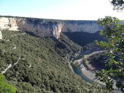 Ardèche - balcons et avens