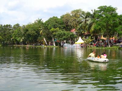 Alam Mayang, Wisata Alam di Pekanbaru