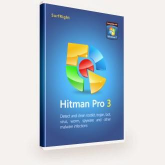 تحميل تنزيل برنامج ازاله ملفات التجسس Hitman Pro 3.5 برابط مباشر