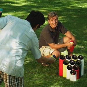 How to Build a Pipe Ball Lawn Game