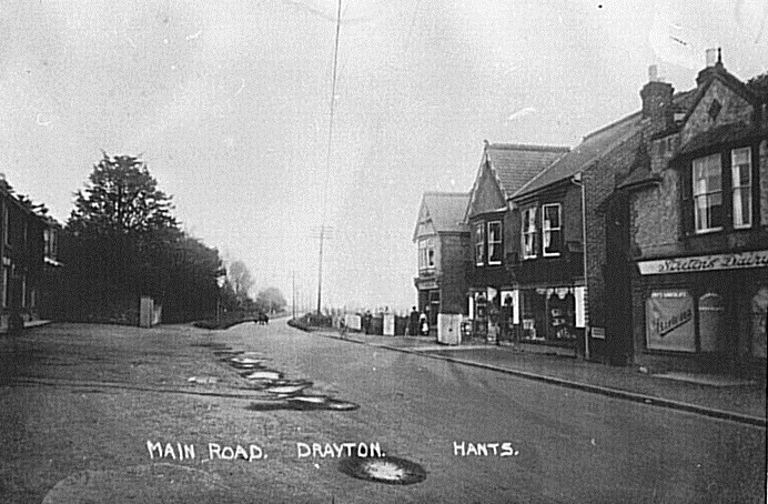 Drayton in the 1930's