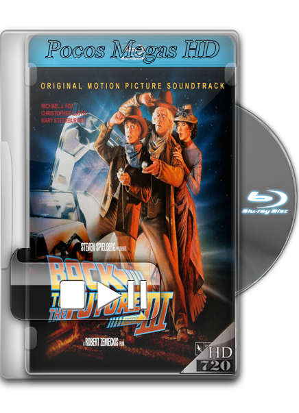 Regreso Al Futuro III [BrRip 720p] [Audio Dual] Latino/Ingles] [Año 1990]