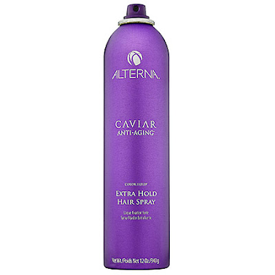 Alterna, Alterna Caviar Anti-Aging Extra Hold Hairspray, hair products, hair spray