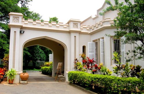 The Raintree Boutiques Colonial Style Bungalow