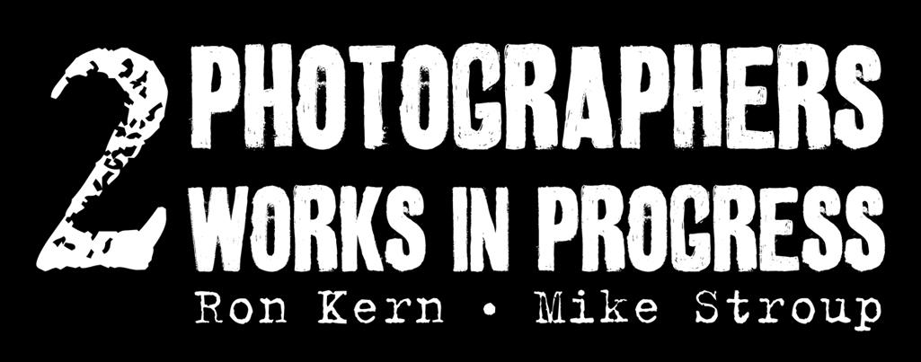 2 Photographers Works In Progress