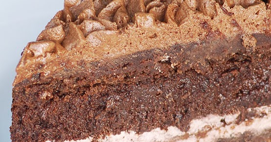 Death by Chocolate Cake (with step by step)