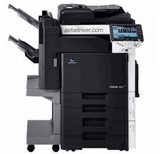 Konica Minolta bizhub C353 Driver printer, scan, fax for Mac OS X, Windows 32 bit and 64 bit, linux