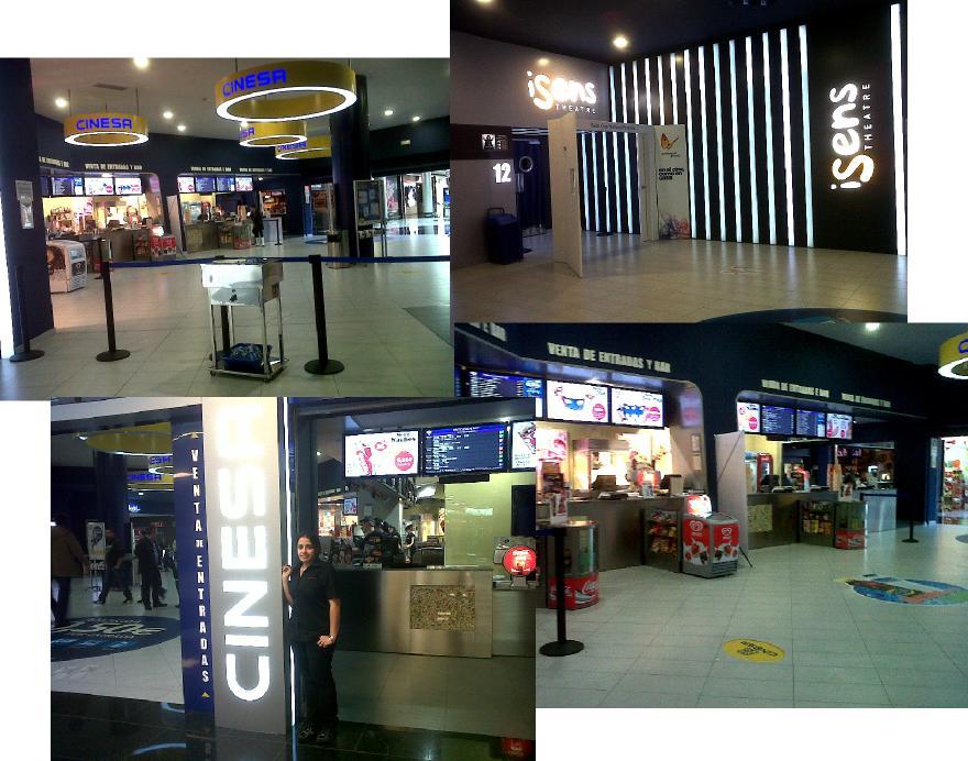 Centro comercial marineda city cines cinesa 3d - Cine marineda city coruna ...