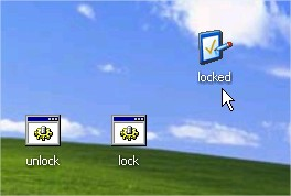 How to Lock Folder in Windows