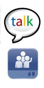 Gtalk - Facebook
