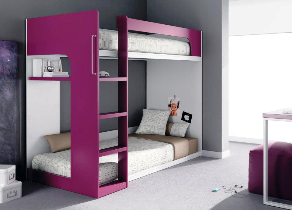 Cama mesa abatible camas autoportantes literas fijas for Camas juveniles modernas