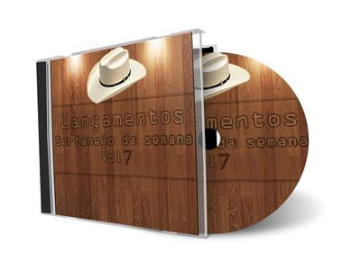 Lançamentos Sertanejo Da Semana Vol 7 2011