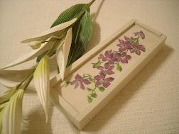 Caixa flors