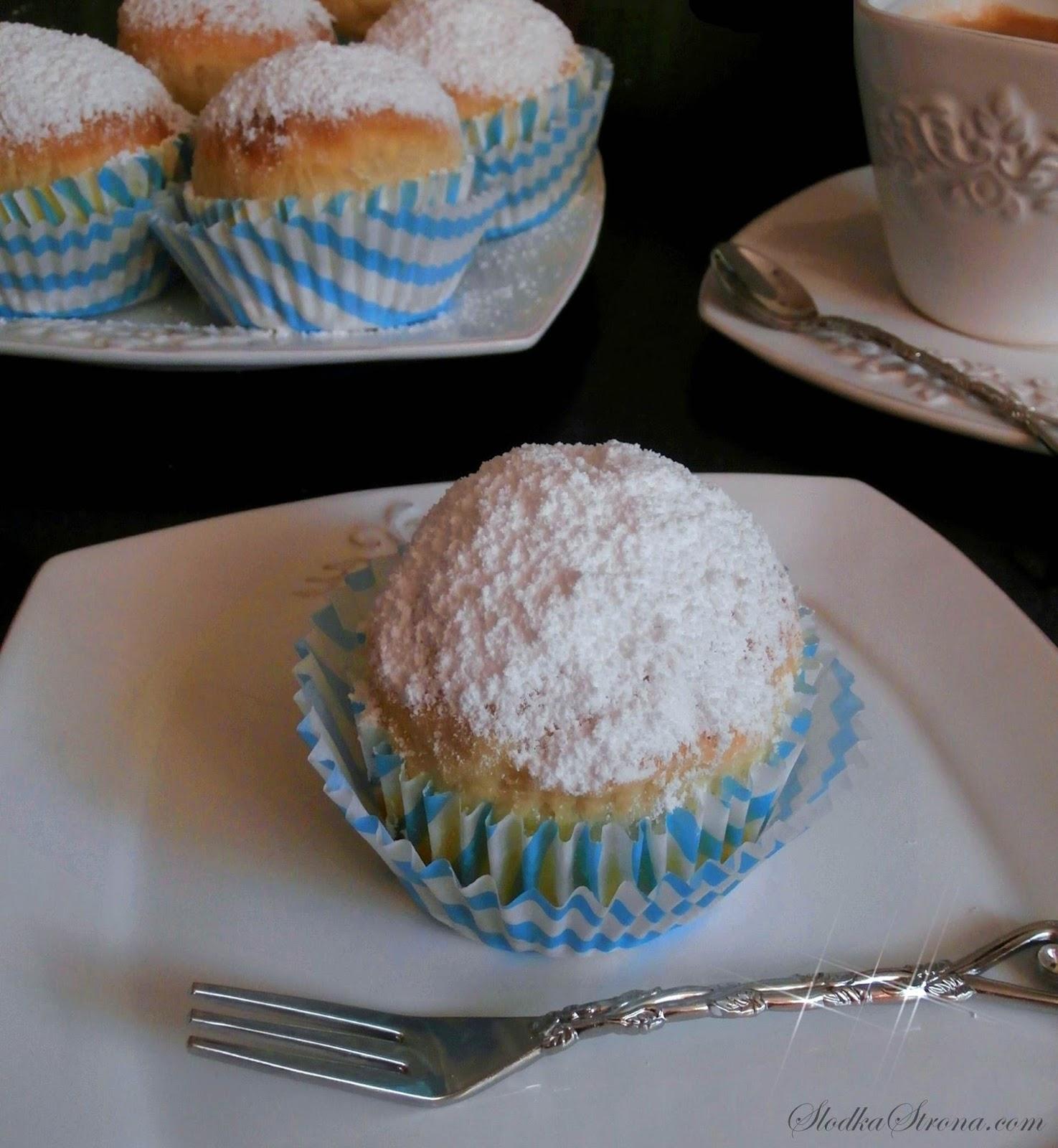 proste muffinki