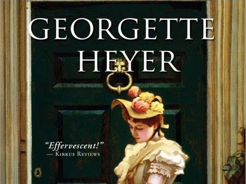Happy Birthday Georgette Heyer!! **Giveaway**