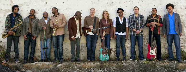 Download New Song by Tedeschi Trucks Band
