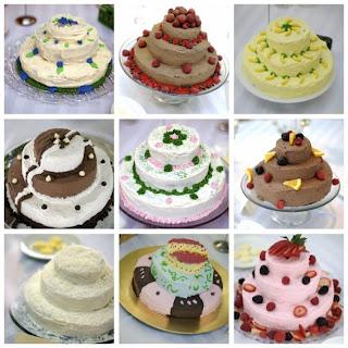 Small Cakes Kansas City